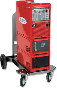 Magnatech MPS4000 inverter power source for GMAW/FCAW - Long Beach
